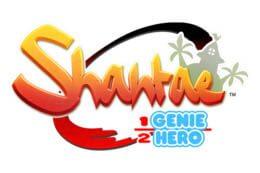 Shantae Half-Genie Hero logo