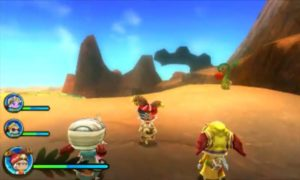 ever oasis gameplay