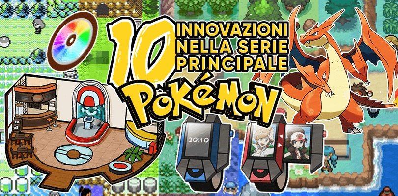 Le 10 più grandi innovazioni nella serie principale Pokémon