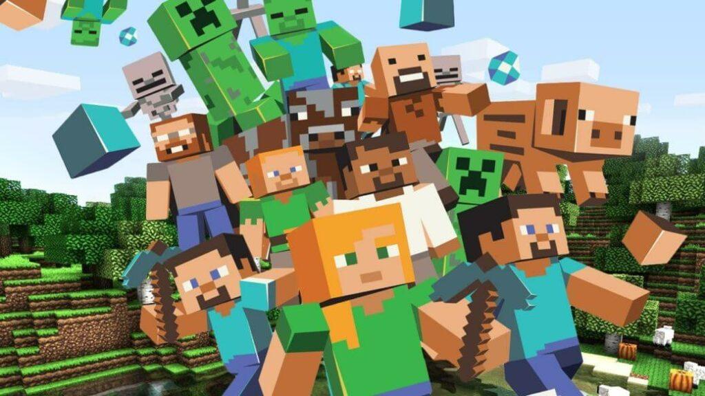 Minecraft Kids' Choice Awards