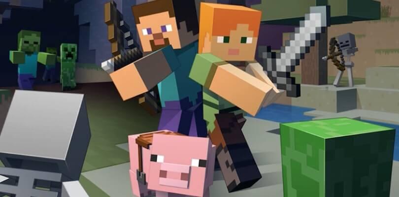 L'aggiornamento che unificherà tutte le versioni di Minecraft è in arrivo su Nintendo Switch