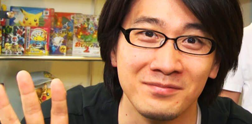 Shigeru Ohmori in partenza per l'E3 2018
