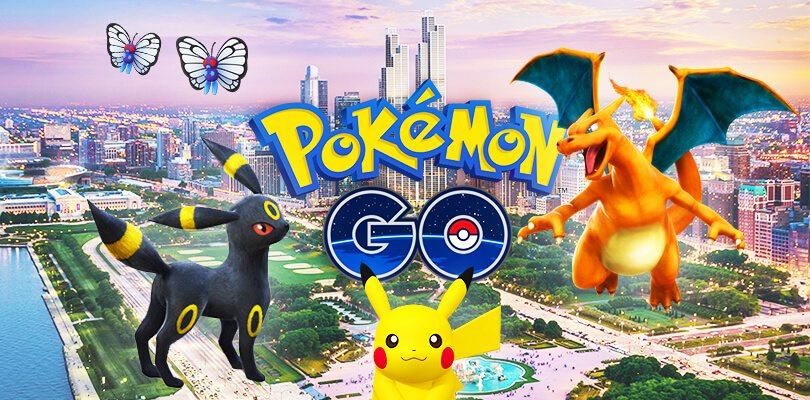 Pokémon GO festeggia l'anniversario: biglietti per Chicago sold out in meno di 30 minuti