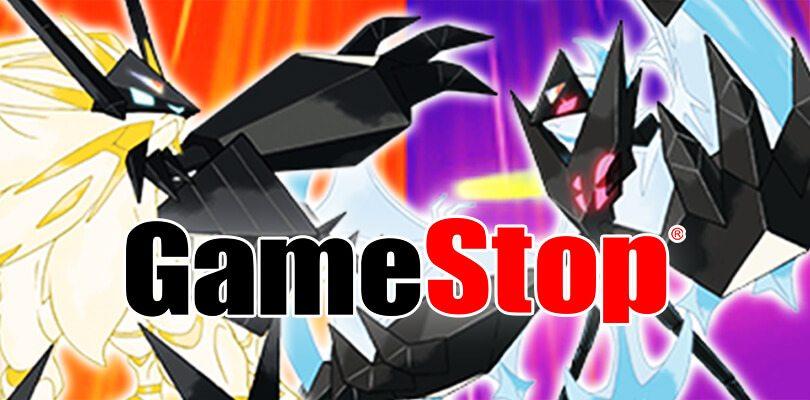 Pokémon Ultrasole e Ultraluna sono ora preordinabili su GameStop Italia