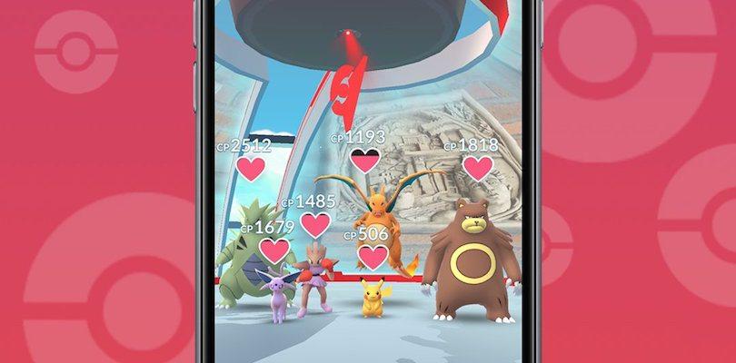 Pokémon GO Palestre