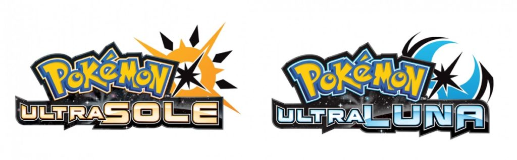 pokémon ultrasole ultraluna logo