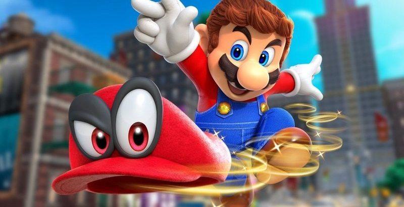 Super Mario Odyssey, Nintendo: la vera innovazione è l'HD Rumble