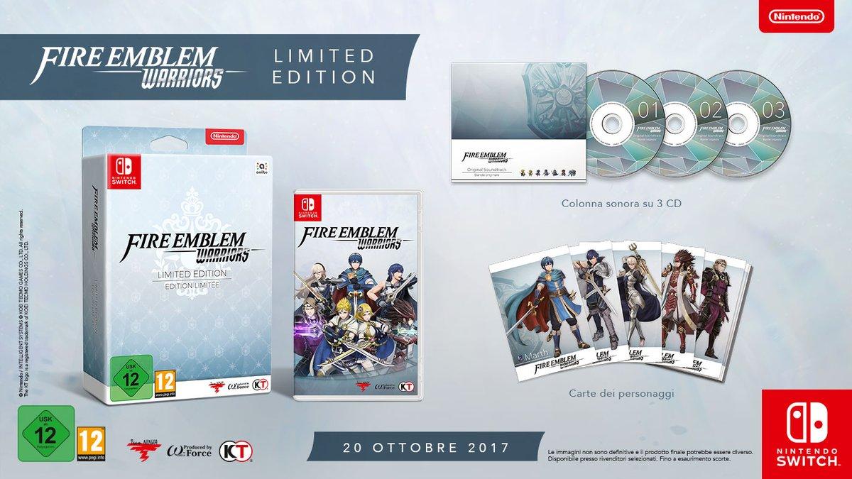 Fire Emblem Warriors, trailer Gamescom e data di uscita