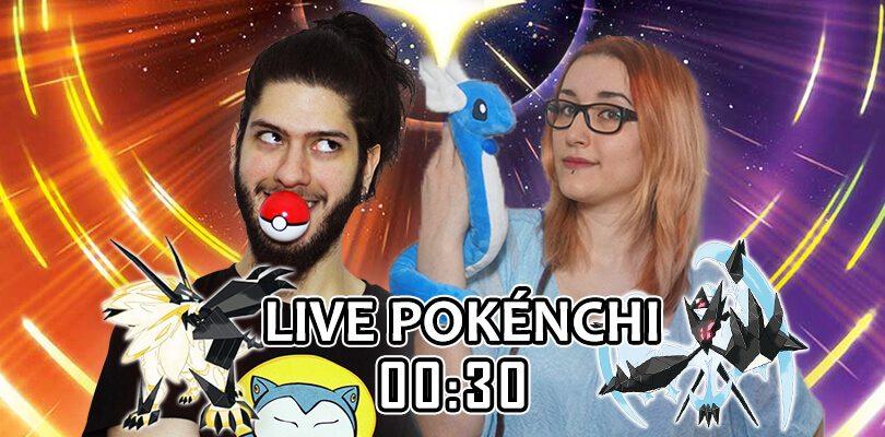 [LIVE] Segui in diretta la nuova puntata di Pokénchi con Cydonia e Pokémon Millennium!