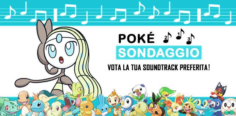 PokéSondaggio: Vota la tua soundtrack preferita!