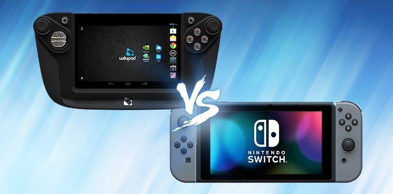 Nintendo accusata di plagio da Gamevice: Joy-Con troppo simili al Wikipad
