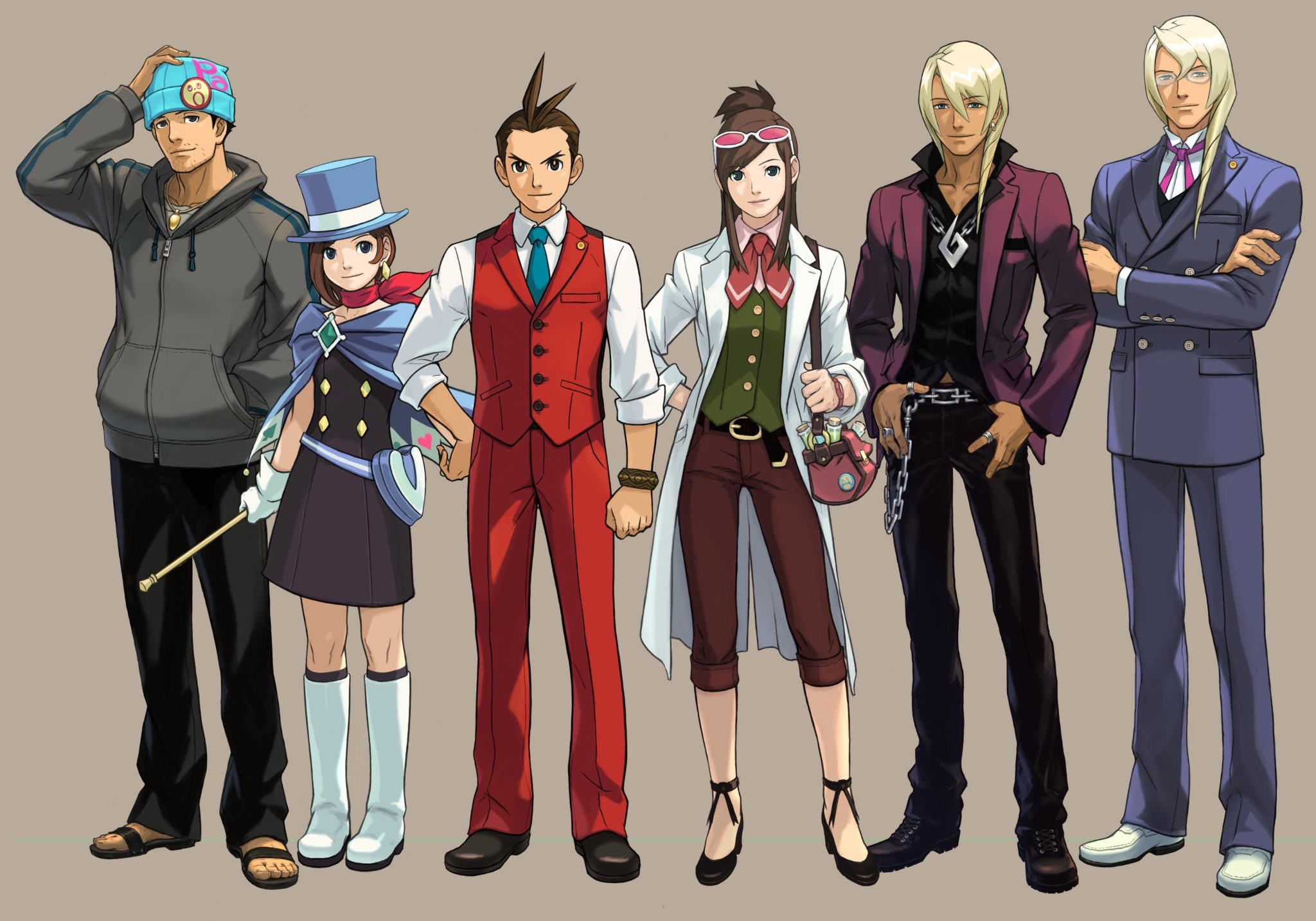 Apollo Justice: Ace Attorney è in arrivo per Nintendo 3DS