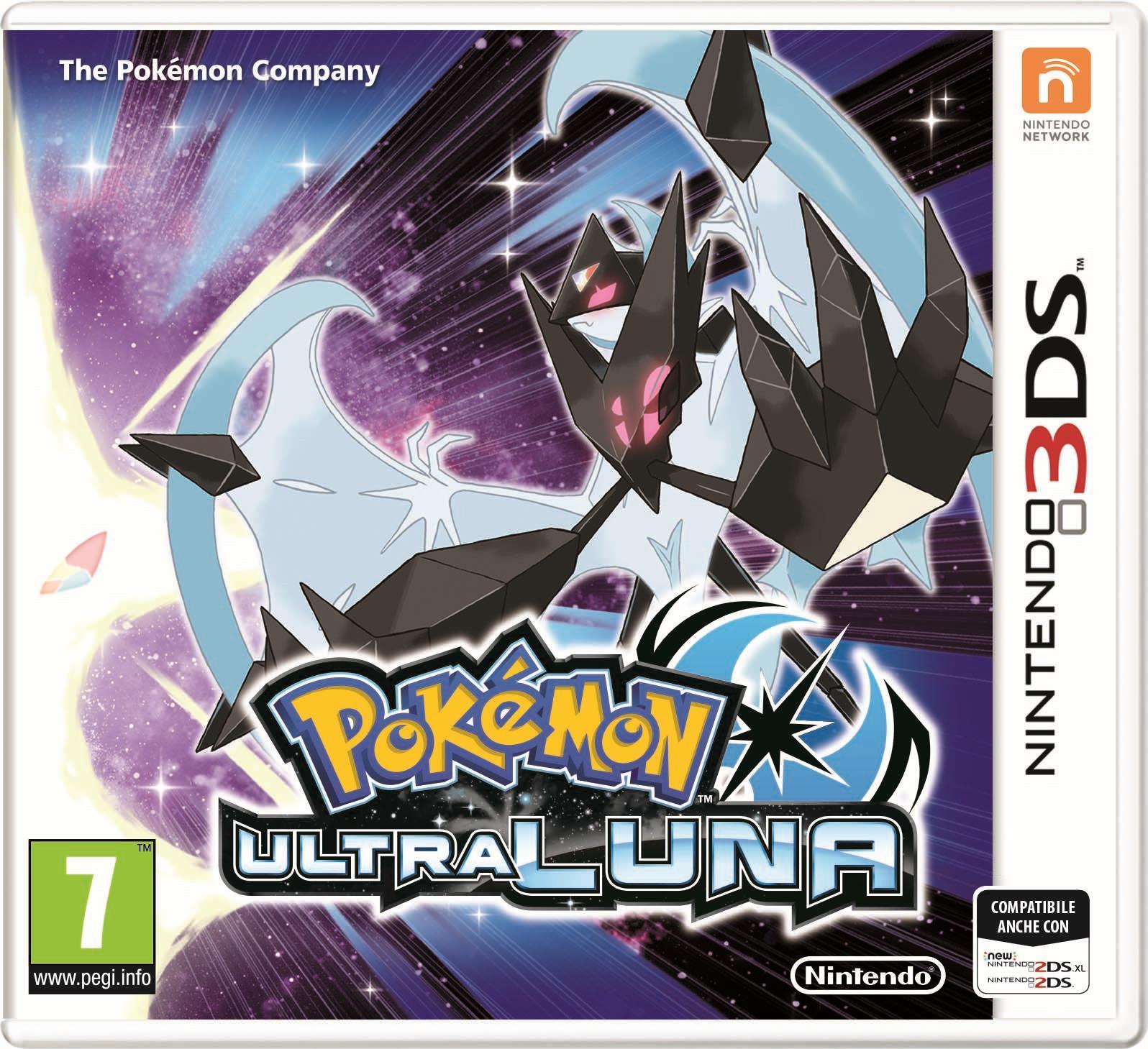 Pokémon Ultrasole e Ultraluna: trailer con nuovi dettagli sui titoli per 3DS