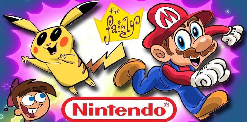 Pokémon e personaggi Nintendo nel mondo dei Due Fantagenitori