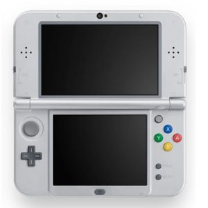 new nintendo 3ds xl - snes edition