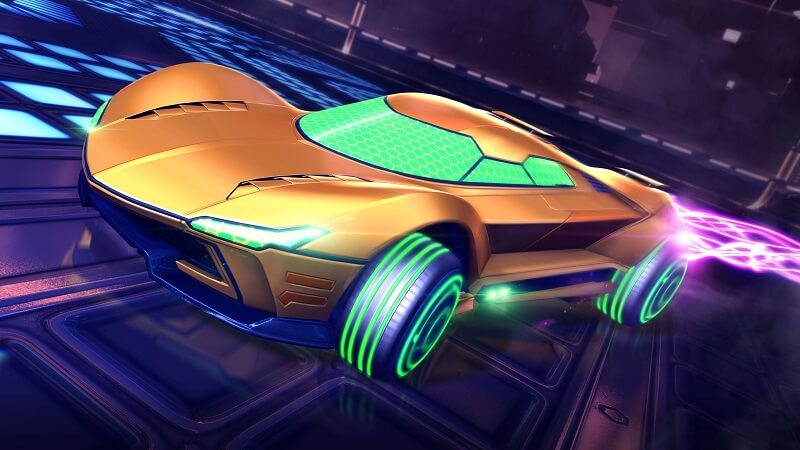 Rocket League, la versione Switch avrà auto a tema Nintendo