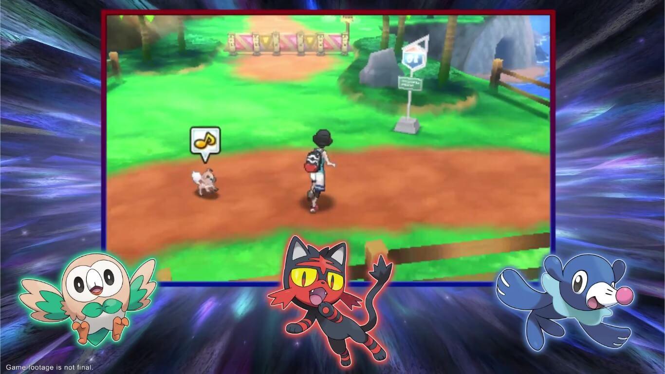 Pokémon UltraSole e Ultraluna: pubblicato un nuovo video sulle novità presenti