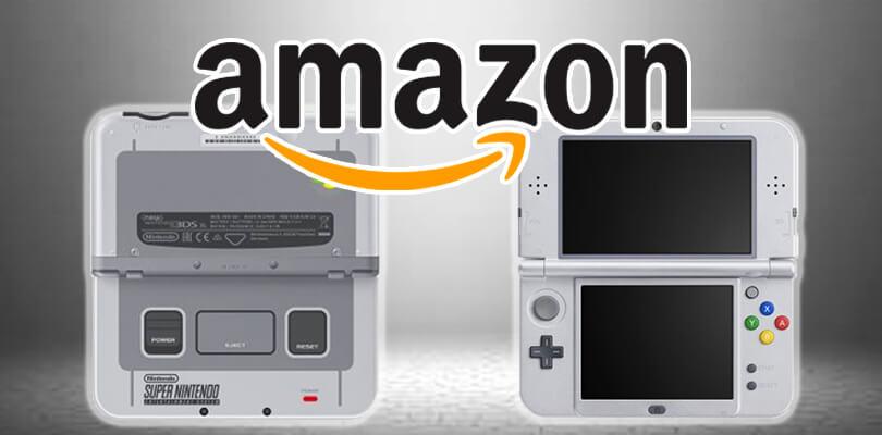 Il New Nintendo 3DS XL - SNES Edition è ora preordinabile su Amazon Italia