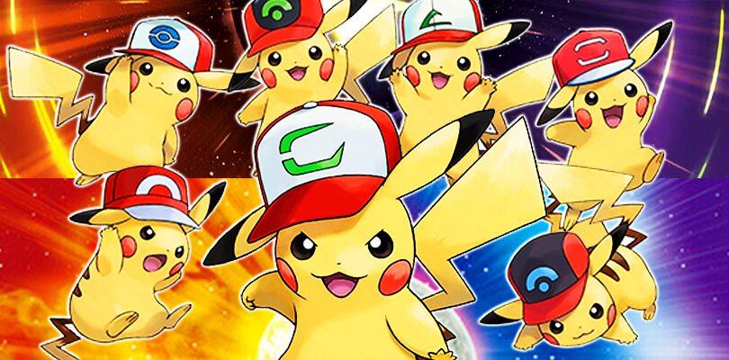 un'altra possibilità ultime versioni Buoni prezzi Tutti i Pikachu con il cappello di Ash sono tornati su ...