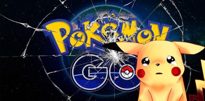 Pokemon go problema server