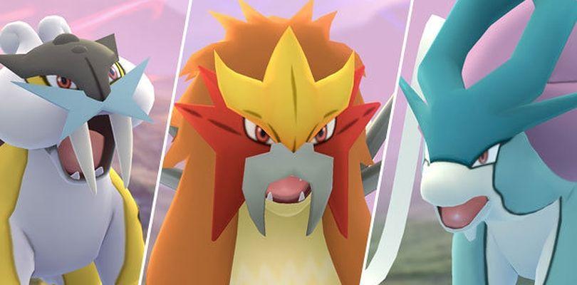 Scoperti i confini geografici tra le bestie leggendarie in Pokémon GO