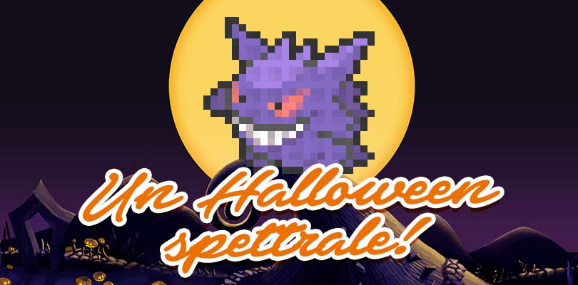 Gli spettri invadono il PokéPoints Store nella notte di Halloween!