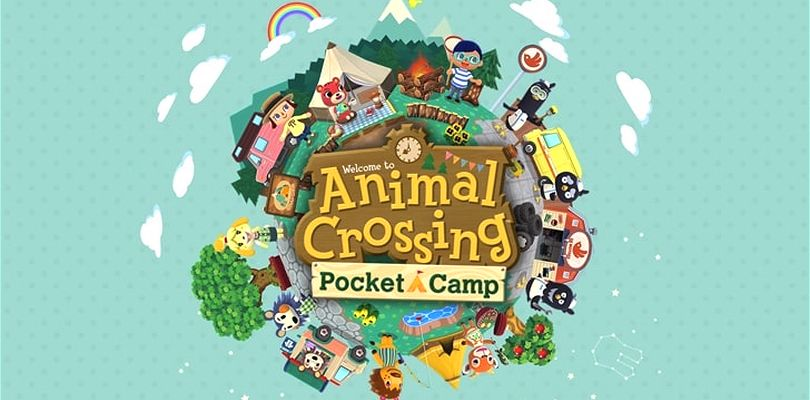 Animal Crossing: Pocket Camp debutterà a breve sui dispositivi iOS e Android
