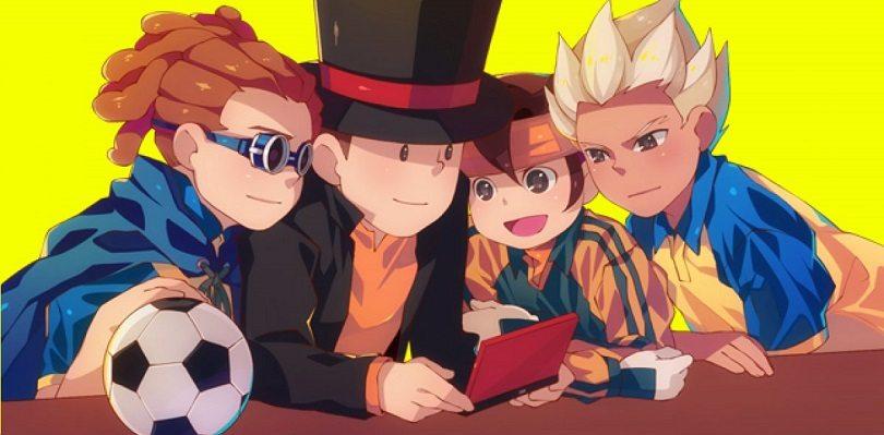 [Rumor] Nuovi giochi di Professor Layton, Inazuma Eleven e The Snack World nel 2018?