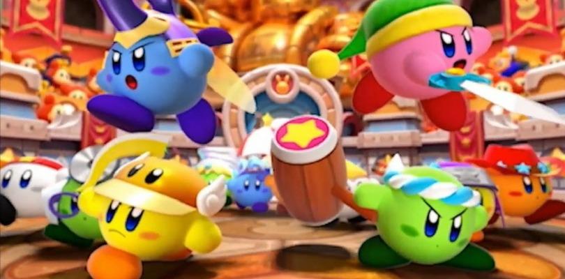 Disponibile la demo di Kirby Battle Royale per Nintendo 3DS