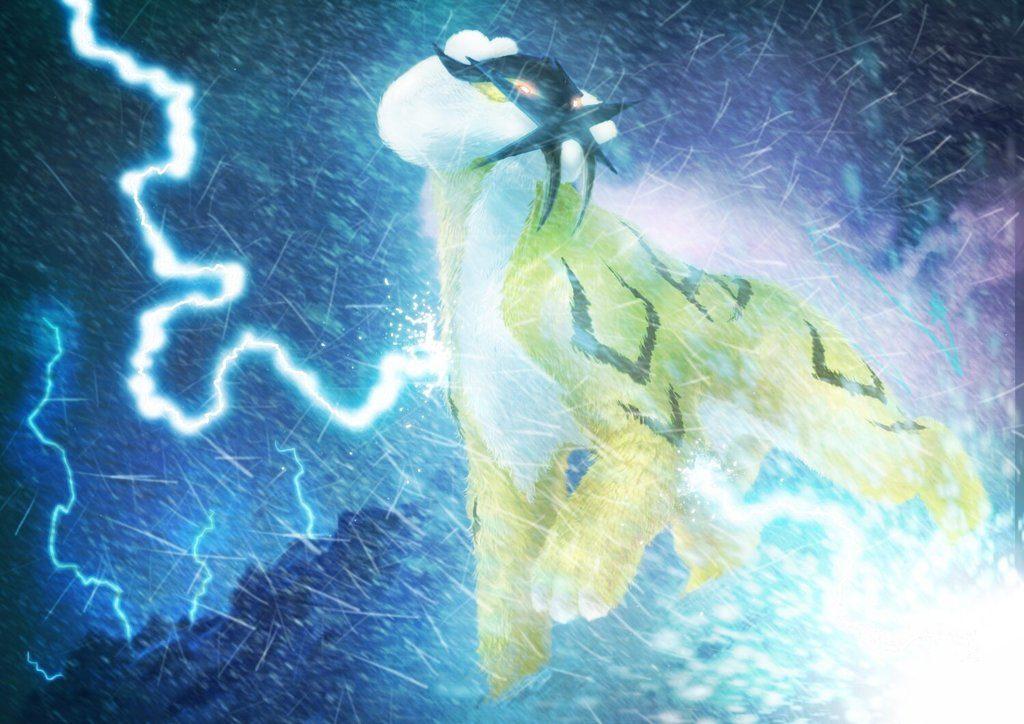 Raikou - seconda illustrazione