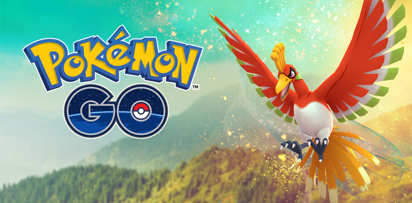 Ho-Oh torna nei raid di Pokémon GO per un periodo limitato