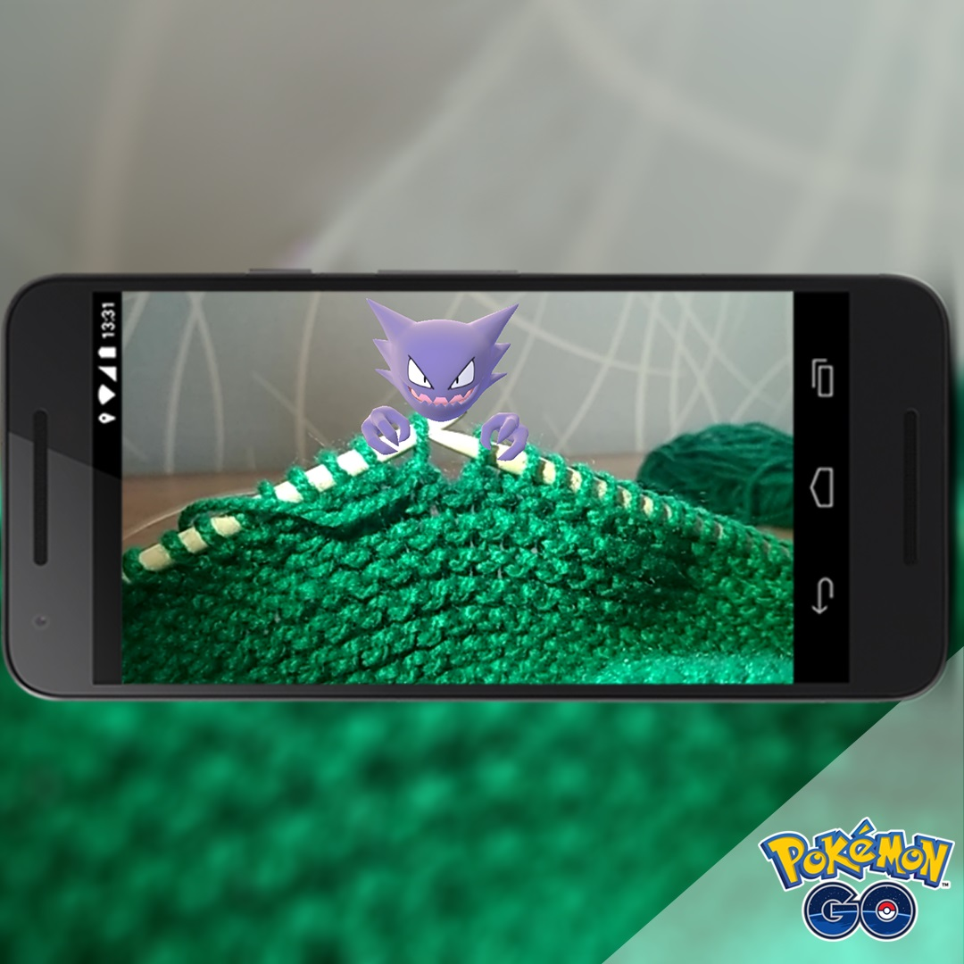 Pokémon GO annuncia la Global Catch Challenge