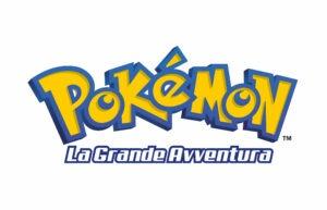 Logo del manga Pokémon - La Grande Avventura