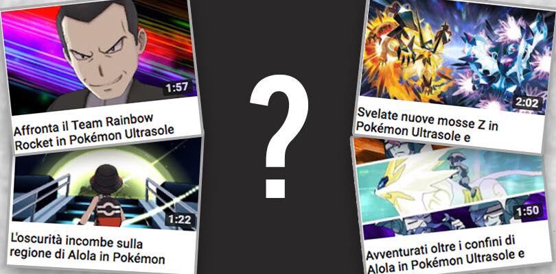 Nuove informazioni su Pokémon Ultrasole e Ultraluna saranno rivelate il 10 novembre