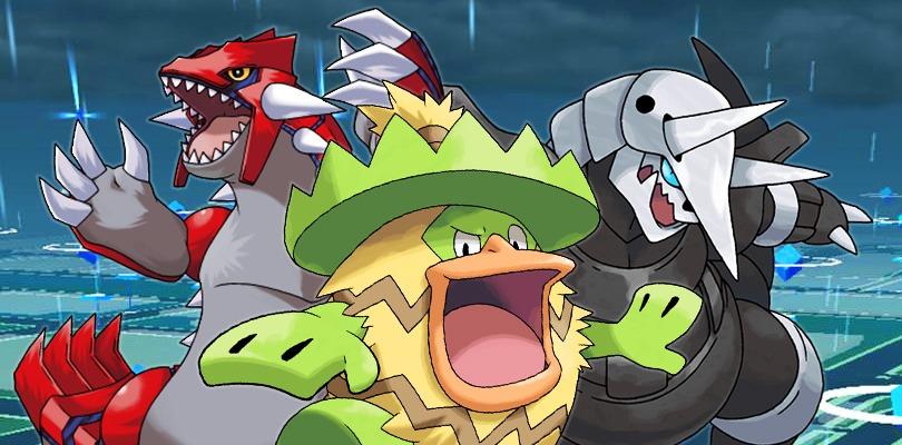 Su Pokémon GO arrivano 50 Pokémon della regione di Hoenn e il meteo