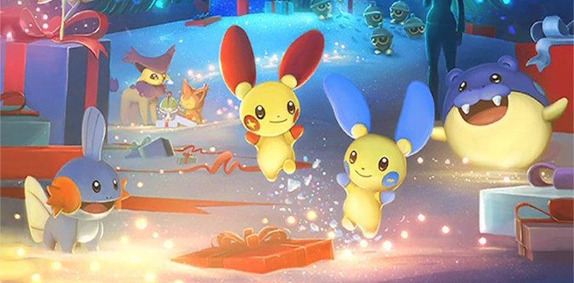 Trapelati il Pezzo stella, l'arrivo di Delibird e tanto altro nel codice di gioco di Pokémon GO