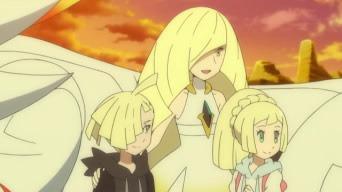 Samina, Iridio e Lylia