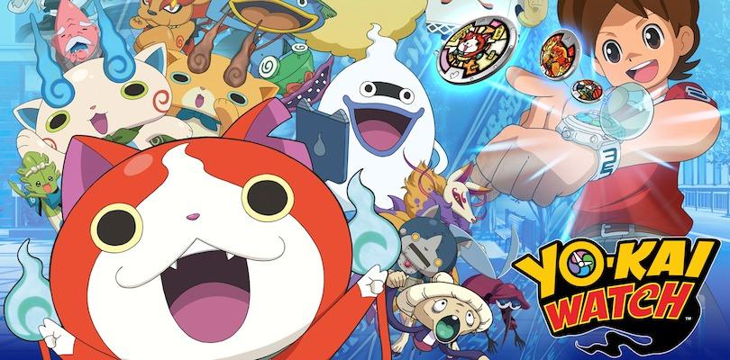 Confermato Yo-Kai Watch 4 per Nintendo Switch