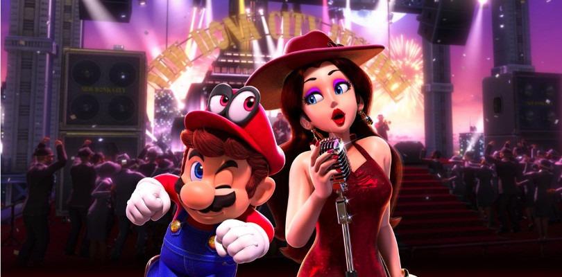 Super Mario Odyssey festeggia il primo anniversario con un evento speciale!