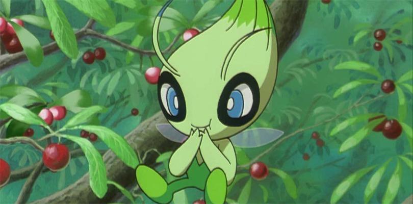 Il misterioso Celebi sarà disponibile anche nella versione italiana di Pokémon Cristallo per Virtual Console