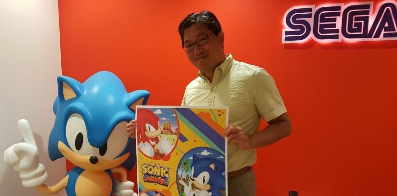 Sonic Yuji Naka