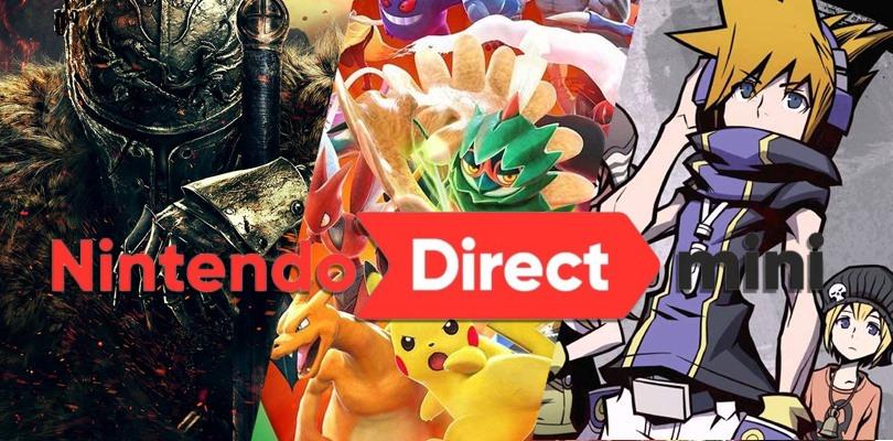 Ecco tutti gli annunci del Nintendo Direct Mini dell'11 gennaio