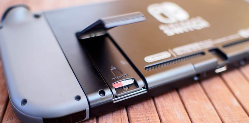 Vi serve spazio? Ecco la microSD più capiente del mondo compatibile con Switch