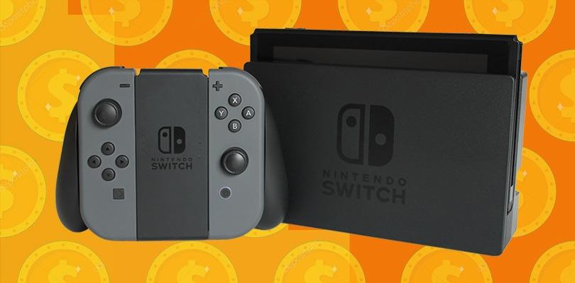 Nintendo Switch infrange un ulteriore record di vendita negli Stati Uniti