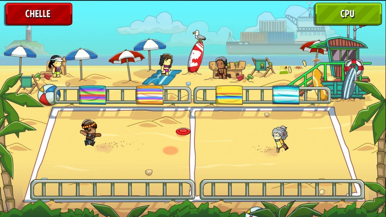 Scribblenauts Showdown annunciato per PS4, Xbox One e Nintendo Switch
