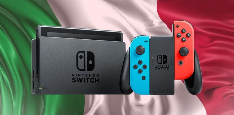 Nintendo Switch ha superato in Italia le vendite di Wii al lancio