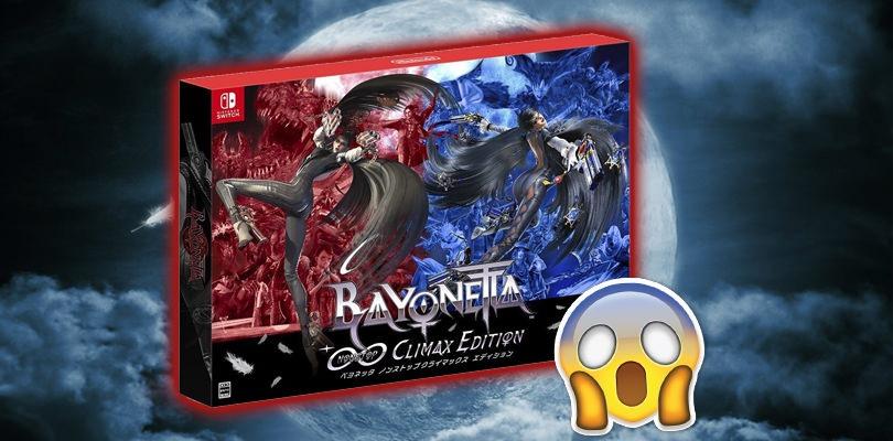 Impossibile trovare l'edizione limitata di Bayonetta in Giappone