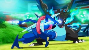 greninja vs megacharizard x