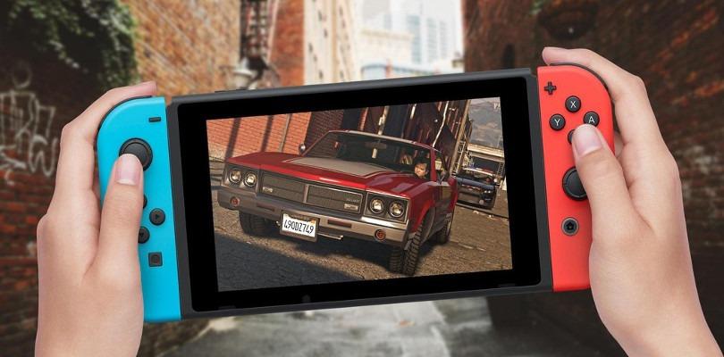 Take-Two: ancora troppo presto per vedere GTA V su Nintendo Switch