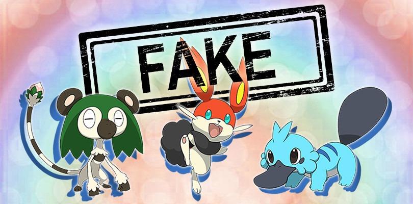 ESCLUSIVO - Falsi leak: ecco tutta la verità dietro i presunti Pokémon iniziali di Switch